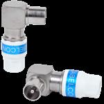 Coax connector CABELCON 90-IECM-56 5,1