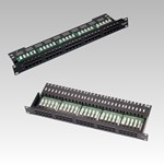 Patchpaneel twisted pair Grayle Energie management