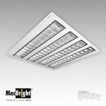 Plafond-/wandarmatuur MacBright Inbouw T5