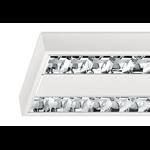 Plafond-/wandarmatuur NORLED 83 2 7400LM DALI