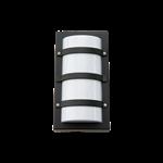 Plafond-/wandarmatuur SG LIGHT Trio zwart E27 CFL