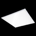 Plafond-/wandarmatuur SG Sense 3/4000 lm LED wit prism 3000K
