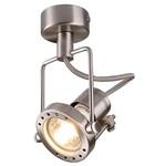 Plafond-/wandarmatuur SLV N-TIC® SPOT QPAR51 CL chrom