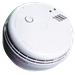 Brandmelder 180 serie Ei electronics Optische rookmelder voeding 10,5V-30V DC, met 9V alkaline back-up 220515