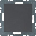 Onderdeel/centraalplaat communicatie-schakelmateriaal Hager S.1/B.3/B.7