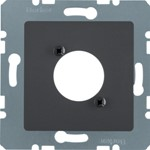 Onderdeel/centraalplaat communicatie-schakelmateriaal Hager 14121606