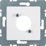 Onderdeel/centraalplaat communicatie-schakelmateriaal Hager 14121909