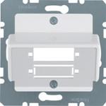 Onderdeel/centraalplaat communicatie-schakelmateriaal Hager 148009