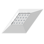 Downlight/spot/schijnwerper Illuxtron LedPanel Aviora