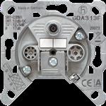 Antennecontactdoos Jung GDA 313 F