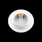 Downlight/spot/schijnwerper SG LIGHT Jupiter Pro Outd mat wit 25W LED 40