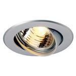 Plafond-/wandarmatuur SLV GU10 SP chroom mat 1xGU10