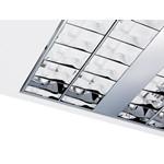 Plafond-/wandarmatuur Sylvania Recessed Modular